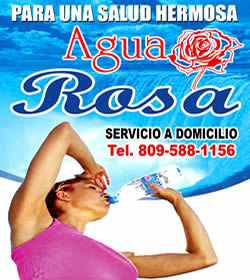Agua Rosa