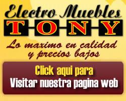Electro Muebles Tony