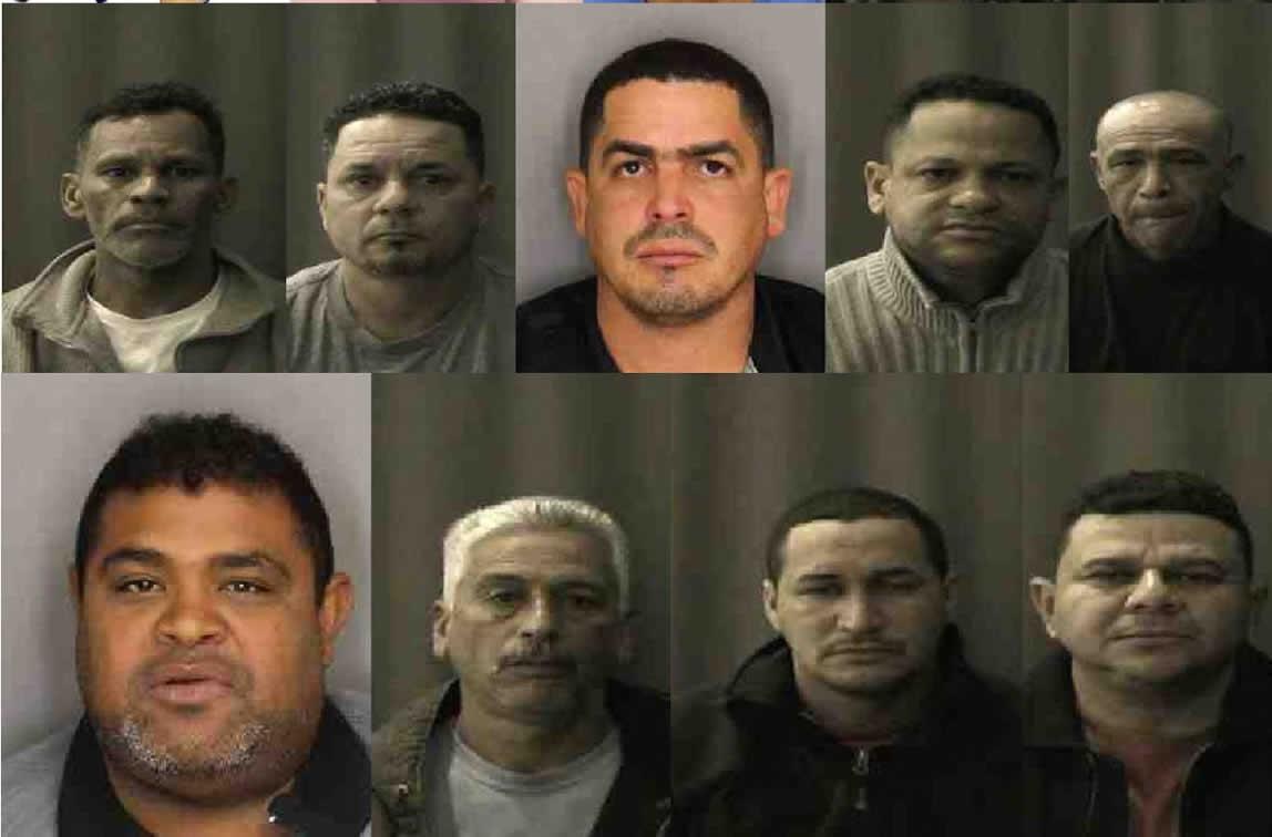 Dominicanos acusados de fraude